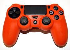PS 4 CONTROLLER SILIKON SCHUTZHÜLLE SILICON CASE BUMPER für PlayStation 4 ROT
