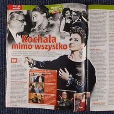 Maria Callas  ANNA GUZIK, Antonio Banderas,Emily Blunt,Kate Middleton