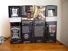 Jack Daniels - 150 Jahre Distillery- mit Geschenk Box und 150 Anniversary-Glas