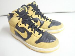 Nike Dunk SB 2005 Iowa High Goldenrod 11 Sneakers Shoes 305050 Goldenrods