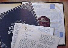 RARE: Benjamin Britten - ALBERT HERRING – 3LP Decca ffss Set 274/6 UK