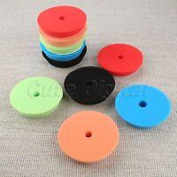 5pcs 6 Inch Sponge Polishing Waxing Buffing Pads Kit for Car Polisher Care