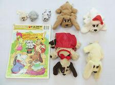 Vintage Pound Puppies Plush Dog Puppy Tonka Galoob 1980s - 1990s stuffed animals