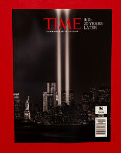 Time Magazine 9/11 20 Years Later Commemorative Issue BOOK 2021