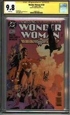 * WONDER Woman #139 CGC 9.8 Signed Adam Hughes 1st Cover! (1580621018) *