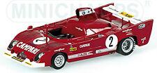 Alfa Romeo 33 TT 12 - 1000 km SPA 1975 #2 Winner Pescarolo Bell 1:43 Minichamps