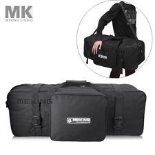 MK Studio Lighting Set Carry Case Bag 75cm for Tripod Stand Softbox Flash Strobe