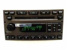 1998 - 2010 FORD OEM Radio Stereo 6 Disc Changer CD Explorer Sport Trac