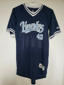 Corpus Christi Hooks Garcia #42 pullover jersey youth size - XL