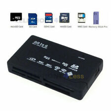 Multi All-in-1 USB 2.0 Memory Card Reader Adapter For Micro SD TF SDHC MS M2 PRO