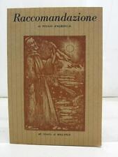 Tullio d'Albisola,Raccomandazione, Sampierdarena, MAL'ARIA,Pietro Parigi