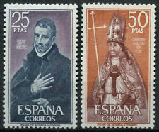 Spain 1970 SG#2019-20 Celebrities MNH Set #D4794