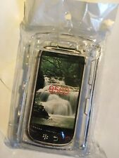 BlackBerry 9500 Storm, 9530 Storm Crystal Hard Case Clear CPC5814 Brand New pack