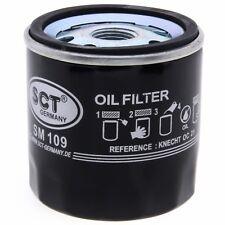 SCT Ölfilter SM109 Filter Motorfilter Servicefilter Anschraubfilter Dichtung