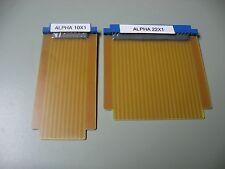 Alpha 77 Linear Amplifier Extender Board Pair 22X1 + 10X1 Riser KIT FORM