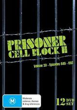 PRISONER - CELL BLOCK H - VOLUME 20 - EPS. 649-692 (12 DVD SET) NEW!!! SEALED!!!