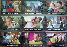 Star Trek TOS Heroes & Villains Kirks Epic Battles Chase Set