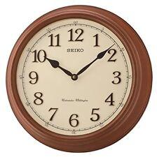 Seiko Qxd214b Westminster / Whittington doble timbre reloj de pared