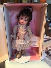 "Madame Alexander Doll 8"" Keepsake Silk Victorian 28725 - Rare NEW NWT"