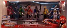 Power Rangers Super Megaforce Action Pack Prince Vekar Red Blue Green Pink MISB