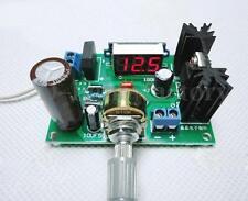 DC LM317 Adjustable Voltage Regulator Step-down Power Supply Module LED Meter