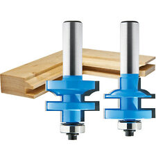 Bead Stile and Rail Router Bit Set