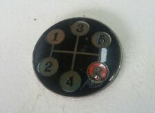 "70S DATSUN 240Z 280Z SHIFT KNOB BUTTON 5 SPEED SHIFT MAP  ""Z"" INTERIOR TRIM OEM"