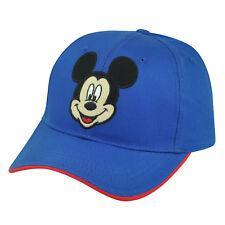 Essencial Caps Topolino Cappellino da Baseball Unisex-Bambini