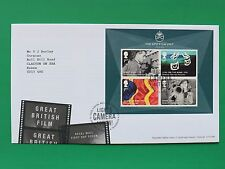 2014 Great British Film Royal Mail First Day Cover Tallents House SNo44596