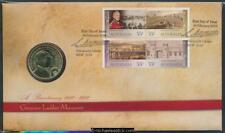 2010 Lachlan Macquarie Bicentenary Philatelic Numismatic Cover