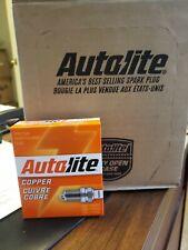 GENUINE OEM Autolite Copper Core Spark Plugs - MPN 5224 - Set of 4 Spark Plugs