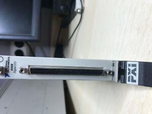 National Instruments NI PXI 6508 96-Channel Digital I/O Module TTL