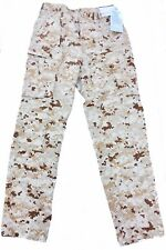 New USMC Desert MARPAT MCCUU Trousers Pants Small Long SL