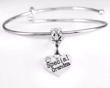 Grandma Bracelet Grandma bangle Special Grandma gift Best grandma present love