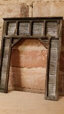 O SCALE TUNNEL PORTAL 1 TRACK DETAIL ATLAS MTH LIONEL WEAVER  CUSTOM WEATHERED
