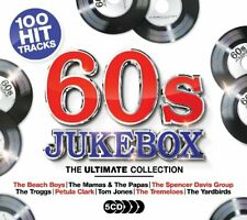 Ultimate 60'S Jukebox 5 Cd Set (100 Hit Tracks) (Released January 12th 2018)