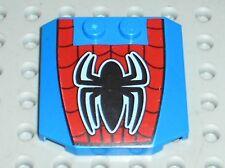 LEGO Blue wedge ref 16620 / Set 10665 Spider-Man: Spider-Car Pursuit