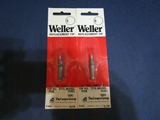 2 Nos Weller Ptc8 1564 Screwdriver Tip For Tcptc201 Series Soldering Irons