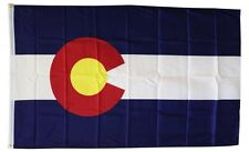 Colorado State Flag 3 x 5 Foot Flag - New 3x5 Indoor Or Outdoor -