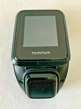 TomTom Spark 4RFM Cardio and Music GPS Fitness Watch untested 4 R FM