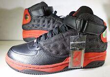 Nike Air Jordan AJF13 Black Varsity Red Sneaker Shoes 375453-061 Size 11 a1h