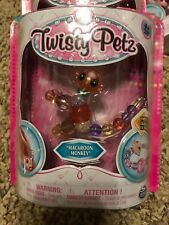 Twisty Petz Bracelet Macaroon Monkey