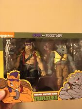 NECA TMNT Bebop and Rocksteady 2pack NEW SEALED