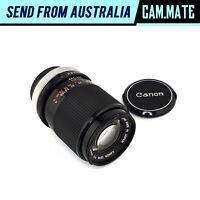 Canon FD 135mm F/3.5 S.C. Lens [Aperture malfunction] C3145