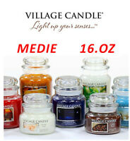 VILLAGE CANDLES CANDELE PROFUMATE 16OZ (B)