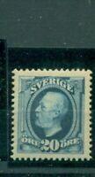 Schweden, König  Nr. 45 a  postfrisch **