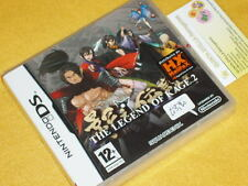 THE LEGEND OF KAGE 2 Nintendo DS - 3DS NUOVO SIGILLATO ver. ITALIANA