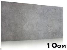 10qm/20 Stück Platte Betonimitat BETONLOOK Wandpaneele Betonplatte Polystyrol