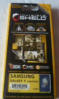 ZAGG invisible Shield for Samsung Galaxy Y  screen (1st class p+p)