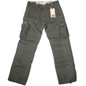 Alpha Industries Hose Tough Cargo Pant Greyblack 183208 136 Bundeswehrhose  5184
